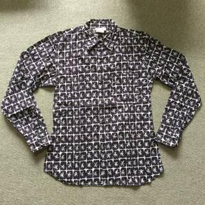 アニエスベーオム agnes b. homme 長袖シャツ サイズ36 アニエスベー アニエス・ベー アニエス ベー オム agnesb