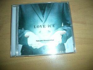 ▲帯付▲宇都宮隆『LOVE-ICE』TM NETWORK ▲12cmCD▲激レア 美品