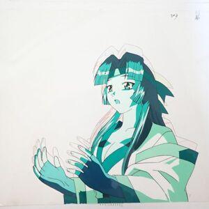 1062 アニメ セル画