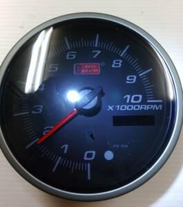 auto gauge 95φ tachometer AGTASMSWL270-95PK shift timing light attaching .