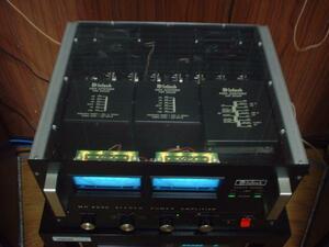 McIntosh マッキントッシュ MC2500用スケルトン天板(新品)-2セット
