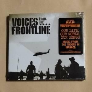 輸入盤CD*新品/Voices from the Front Line