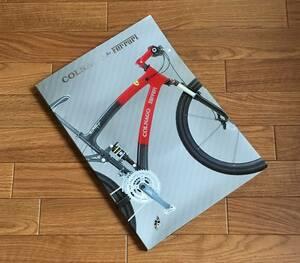 COLNAGO for Ferrari CF2 ▼▼▼ コルナゴforフェラーリ カタログ パンフレット 自転車 ロードバイク? マウンテンバイク? 輸入車