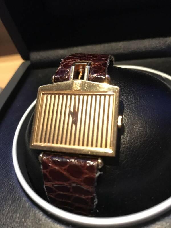 ロールスロイス 金無垢 美品 腕時計