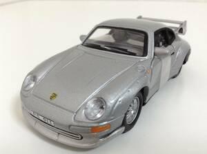ポルシェ 4代目 911 993ターボ GT2 1995年式~ 1/43 約9.7cm ホンウェル ミニカー ドア開閉 送料¥300 新品未使用品