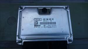 8J/ Audi TT/BUB/ engine computer -/ECU/022906032HE/54000km