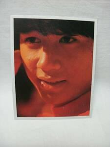 ☆近藤真彦 ブロマイド カード☆00015