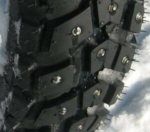 * ultimate spike stud the best grip studded snow tire Jimny Land Cruiser 4×4