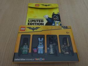 トイザらス 限定 ミニフィギュア ミニフィグ レゴ バットマン コレクション つながるディスプレイ ブロックトーバー LEGO BLOCKTOBER
