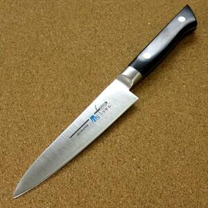 関の刃物 ペティナイフ 12.5cm (125mm) TSマダム AUS-8 クロムモリブデン ステンレス 果物包丁 野菜 果物の皮むき 小型両刃ナイフ 日本製