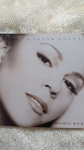マライアキャリー Mariah Carey「MUSIC BOX」