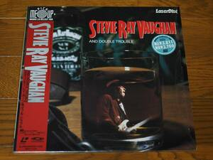 LD♪スティービー・レイ・ボーン♪STEVIE RAY VAUGHAN AND DOUBLE TROUBLE