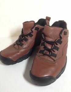 ★MADFOOT:マッドフット MAD TOE 27.5cm 茶色 ブーツ風 US9.5★
