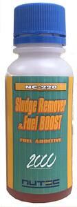 NUTEC NC-220 フューエルシステム クリーンナップ&パワーアップ 燃料(ガソリン ディーゼル) 添加剤 フューエルブースト