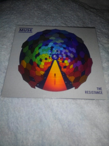 MUSE THE RESISTANCE 国内盤