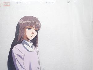 3012 ガンダムX セル画 ティファ・アディール