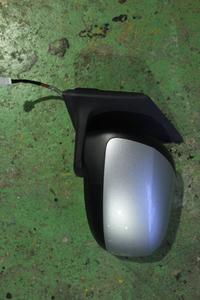 値下交渉OK LA300S ミライース 左ドアミラー シルバー S28 5ピン(64801)
