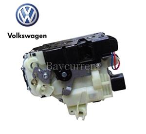 【正規純正品】 VW ワーゲン フロント ドアロック アクチュエーター 右側 ニュービートル ゴルフ4 ボーラ ルポ 右 6X2-837-014C 6X2837014C