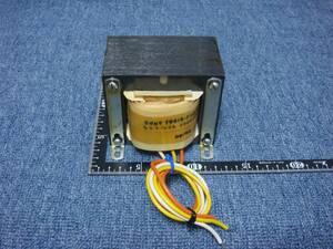【NO.152】 SONY USA 大型 電源トランス 中古品 18V 44V 21V 52V 重量級 4.3kg