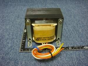 【NO.153】 SONY USA 大型 電源トランス 中古品 18V 7.8V 21V 9.5V 重量級 4.3kg
