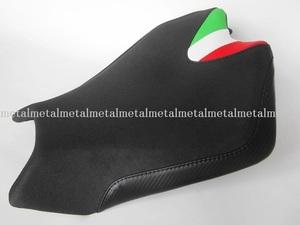 送料無料 アプリリア Aprilia RSV4 2009-2017 シートカバー イタリアフラッグ