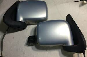 ザッツ JD1 JD2 ホンダ 純正 E07Z ドアミラー左右セット スイッチ付き 電動