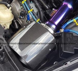 日産 本物 カーボン エアクリーナー ヒートシールド カバー 汎用 Z33/Z34/180/シルビア/スカイライン/GTR