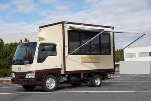 移動販売車 キッチンカー 安価に製作致します 名古屋