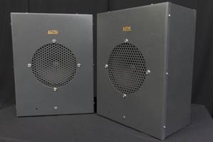 ALTEC 403A フルレンジ・ユニット + アルテック インダストリアル キャビネット グレー(米国/ロサンゼルス発)