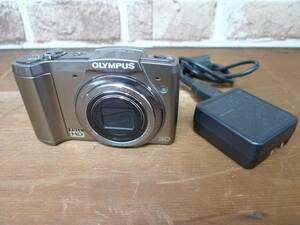 【黒檀堂】OLYMPUSオリンパスデジタルカメラSZ-20 ACアダプター付