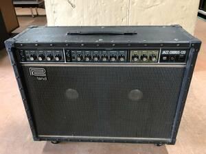 Roland JC-120B JAZZ CHORUS 120 ギターアンプ ジャンク072