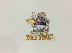 ボム カスタム ストリート ホット ラット ロッド RATFINK ラットフィンク ステッカー デカール フォード ビンテージ アメ車