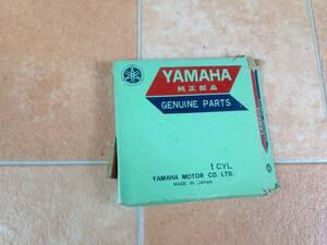 ヤマハ DT250 ピストンリング 0.25 新品