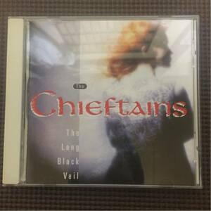 ザ・チーフタンズ ロング・ブラック・ヴェイル 国内盤 CD