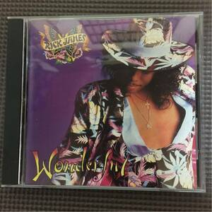 リック・ジェイムス ワンダフル USA盤 CD
