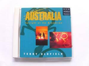 テリー・オールドフィールド/Australia(Terry Oldfield)(マイク・オールドフィールド・Mike Oldfield関連)