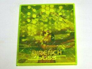 WRENCH / BLISS レンチ CD アルバム