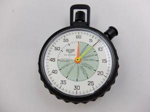 Heuer stopwatch all sport 502.907 unused