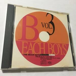送料込☆BEACH BOYS ビーチボーイズ☆BEACH BOYS Vol.3 ビーチボーイズ Vol.3☆MONO