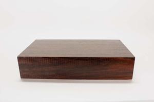 ◇唐木 素材 銘木 紫檀材(乾燥材)花台 壺台・S22