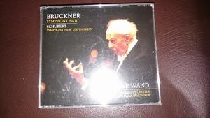 ◆◇ギュンター・ヴァント ブルックナー/シューベルト 交響曲集 2CD◇◆