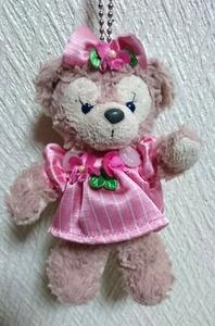 東京ディズニーシー シェリーメイ ぬいぐるみバッジ ミッキーとダッフィーのスプリングヴォヤッジ2012