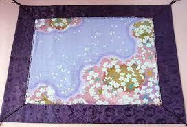 「お仕立致します」・香道・地敷・香道具・美しく丁寧な縫製・手縫い(台布、芯地付き)サイズ約 奥行:56cm,横幅74cmまで