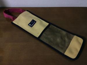 美品 廃盤【スノーピークsnowpeak】 タキビツールセットプロ 旧カラー ケース バッグ