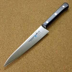 関の刃物 ペティナイフ 14.5cm (145mm) TSマダム AUS-8 クロムモリブデン ステンレス 果物包丁 野菜 果物の皮むき 小型両刃ナイフ 日本製