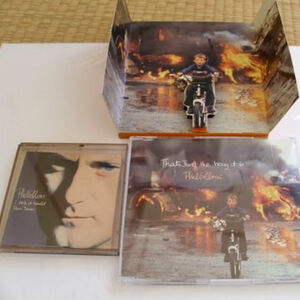 フィル・コリンズ/CDシングル2枚セット(Phil Collins、ジェネシス、Genesis)