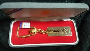 1988年 長野オリンピック 記念品 キーホルダー 中古