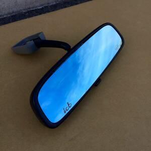 ICB x Vision ブルーワイドルームミラー USDM SCION FR-S TOYOTA 86 SUBARU BRZ 正規輸入品 即納