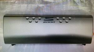 ◎新品ホンダ純正  S2000 AP1 AP2 北米仕様部品 ラジオリッド ラジオパネル