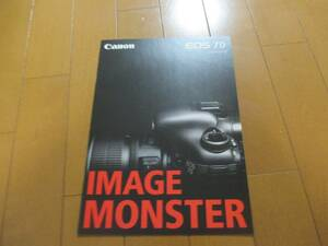 11677 catalog * Canon *EOS 7D IMAGEMONSTER2010.11 issue 19 page